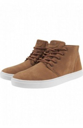 Hibi Mid Shoe toffee-alb 44
