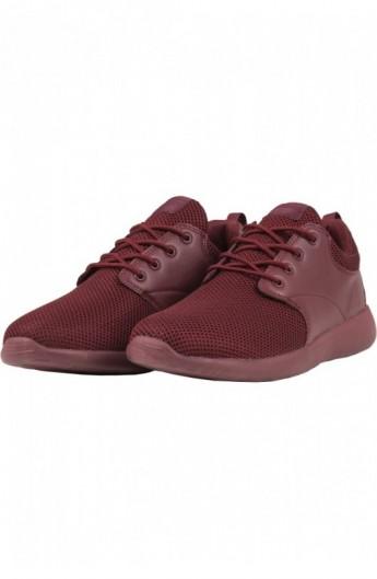 Adidasi Light Runner rosu burgundy-rosu burgundy 44