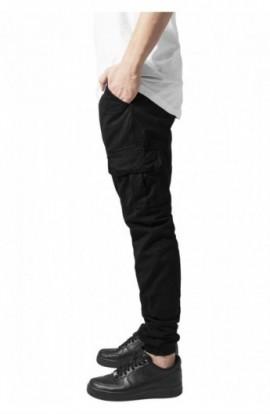 Pantaloni cargo lungi negru M