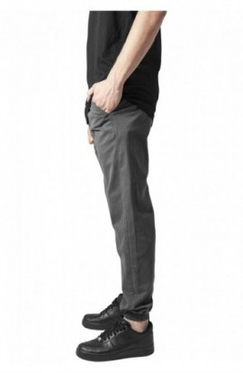 Pantalon barbati casual cargo gri inchis M