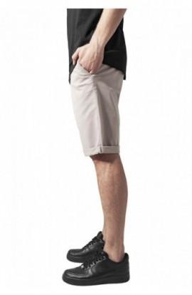 Stretch Turnup Chino Shorts nisip 36