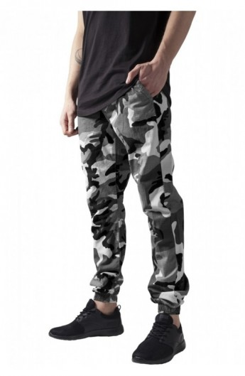 Pantaloni jogger barbati camuflaj deschis 2XL