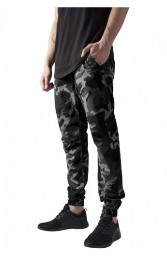 Pantaloni jogger barbati camuflaj M