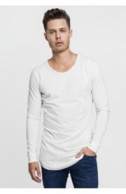 Bluze fashion cu maneca lunga alb XL