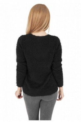Bluze pufoase femei negru XS
