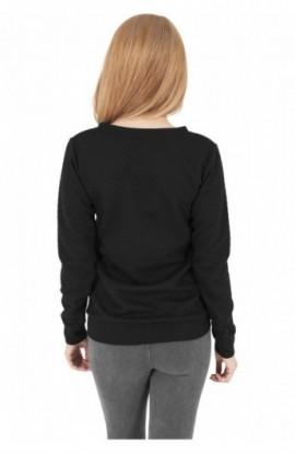 Bluze de dama cu model negru M