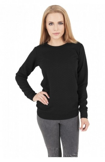 Bluze de dama cu model negru XL