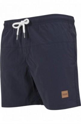 Pantaloni scurti inot bleumarin-bleumarin 4XL