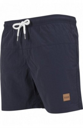 Pantaloni scurti inot bleumarin-bleumarin L