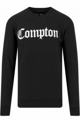 Bluza barbat hip hop Compton negru 2XL
