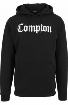 Hanorac barbati cu gluga Compton NWA negru L