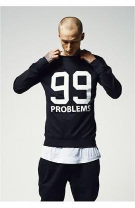 Bluza barbati rap 99 Problems negru M