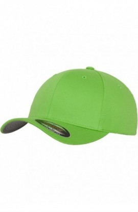 Flexfit Wooly Combed verde lime Youth
