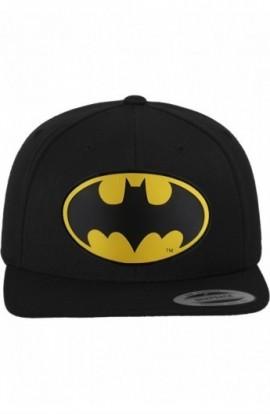 Batman Snapback negru-negru