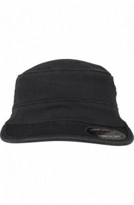 Flexfit Top Gun Garment Washed negru L-XL