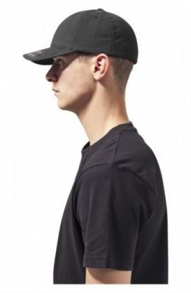 Flexfit Garment Washed Cotton Dad Hat negru S-M