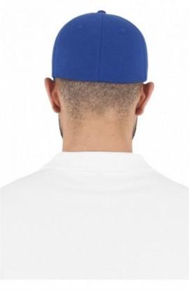 Flexfit Double Jersey albastru roial S-M