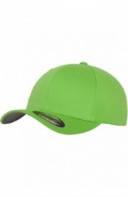 Flexfit Wooly Combed fresh-verde XS-S
