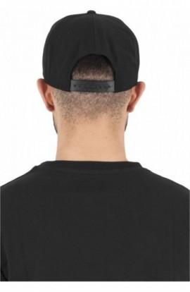 Bandana Snapback negru-negru