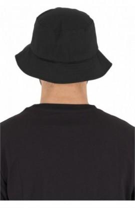 Flexfit Cotton Twill Bucket Hat negru