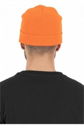 Heavyweight Beanie blaze-portocaliu