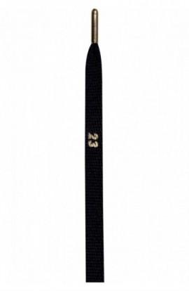 Sireturi Hook UP Pack (5er) negru-auriu 130 cm
