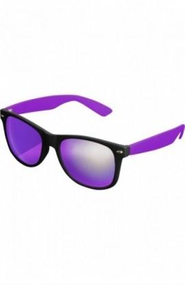 Sunglasses Likoma Mirror negru-mov-mov