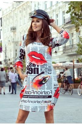 Rochie Sophie ,model ziar
