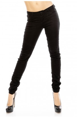 Pantaloni Negri Simpli