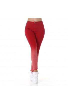 Pantaloni Mulati Tip Colant cu Buzunare