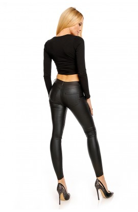 Pantaloni Lungi Conici pentru Femei
