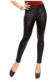 Pantaloni Slim Fit Lungi pana la Glezna